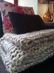 Danish Style Hygge Throw - bedspreads & quilts