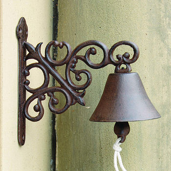 Cast Iron Doorbell