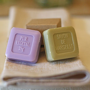 Scented Soap Wedding Favour
