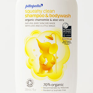 Award Winning Shampoo/Bodywash - bathtime