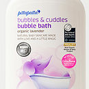 Award Winning Organic Bubble Bath