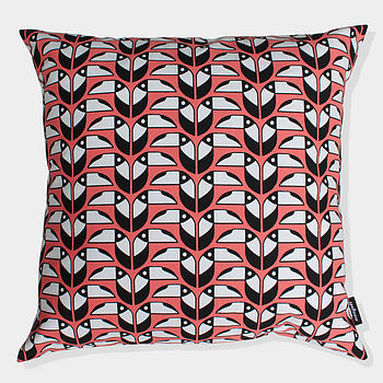 Toucans Cushion Cover