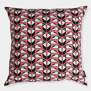Toucans Cushion Cover - on trend: tropical