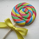Lollipop Twirls