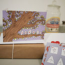 Pack Of Four Love Greetings Cards