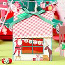 Large Christmas Cupcake Boxes