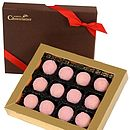 Strawberry And Champagne Truffles