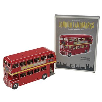 Set Of Two London Landmarks
