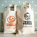 Halloween Personalised Mini Bag