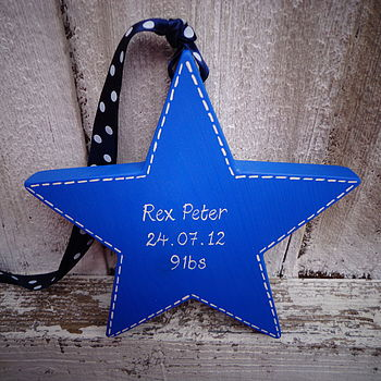 baby star_royal blue