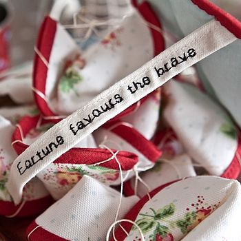 Wedding Favour Personalised Fabric Cookies