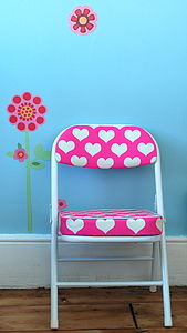 Child's Retro Chair - furniture