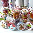 Christmas Lots Of Pots Of Sweets Advent Calendar