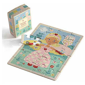 Princess Puzzle - view all gifts for babies & children