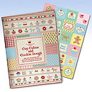 Cup Cakes And Cookie Dough Recipe Book