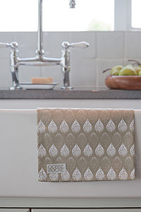 Isabella Tea Towel - kitchen linen