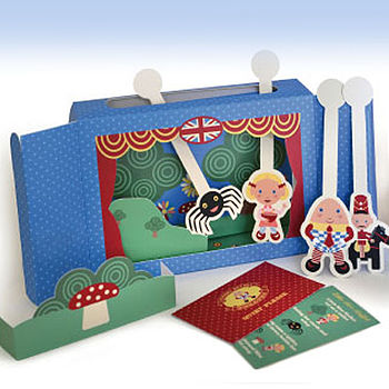 Nursery Rhyme Theatre