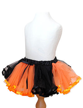 Baby And Toddler Halloween Tutu