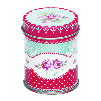 Amy Matches And Storage Tin