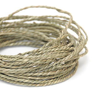 Natural Twisted String - ribbon & wrap