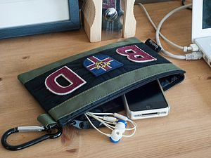 Personalised Tech Case - boys' bags & wallets
