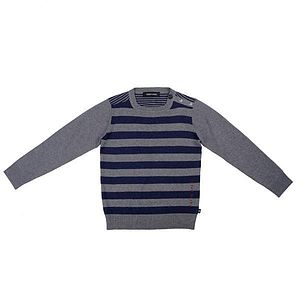 Imanuel Stripe Knit Jumper