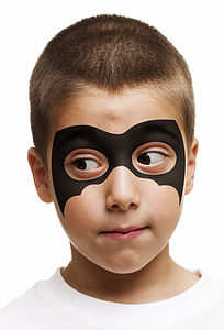 Face Paint And Stencil Set - toys & games