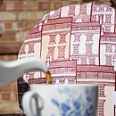 Red Houses Tea Cosy