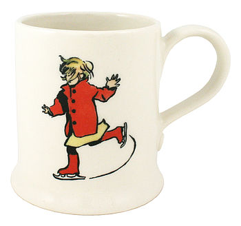 Luke Martineau Skater Mini Mug