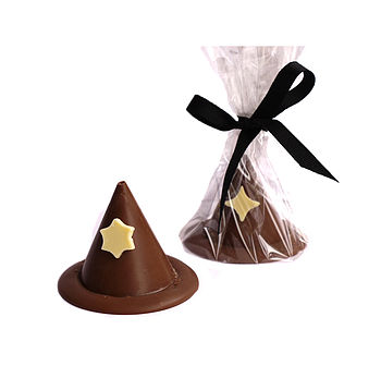 Chocolate Witch's Hat