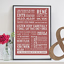 'Listen Very Carefully' 'Allo, 'Allo! Print