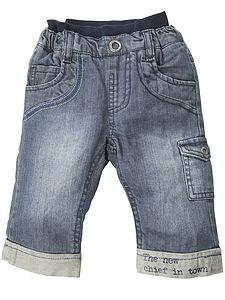 Linus Denim Trousers - clothing