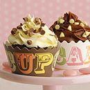 Pack Of Twelve Cupcake Wrappers