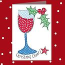 Cheers Christmas Card