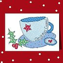 Cuppa Christmas Card