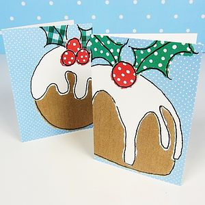 Festive Figgy Puddings