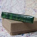Upcycled Circuit Board Tie Clip
