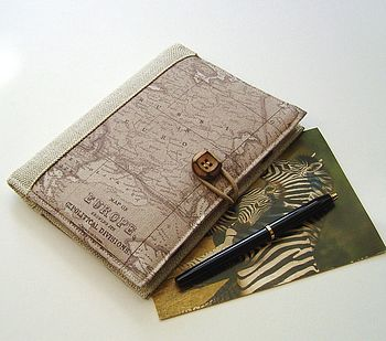 Map Cover For IPad Mini Or Kindle