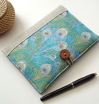 Liberty Print Handcrafted Cover For Kindle