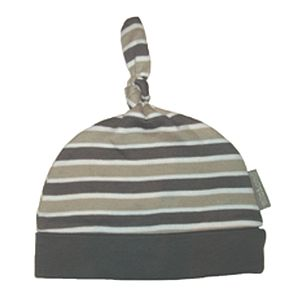 Stripy Baby Hat - babies' hats