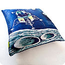 Space Cushion Side View