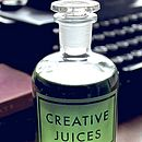 CREATIVE JUICES