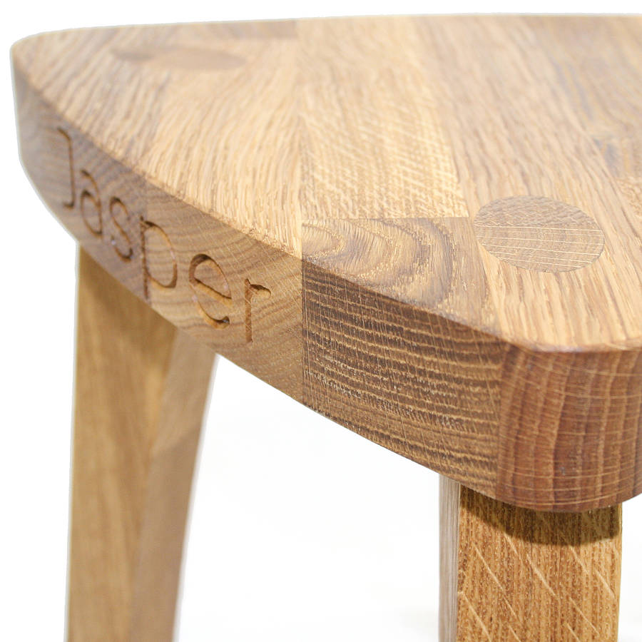 how to cut stool legs evenly