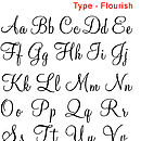 Type- Flourish