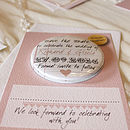 Sweethearts Wedding Stationery Range