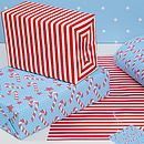 Candy Canes Festive, Christmas Wrap