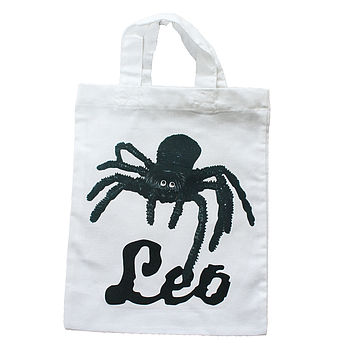 Personalised Child's Halloween Bags