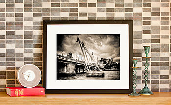 London Bridge Fine Art Print