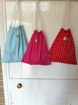 spotty bags