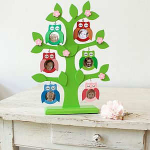 Family Tree Frame - children's pictures & paintings